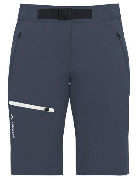 Vaude Badile - pantaloni corti trekking - donna - Dark Blue