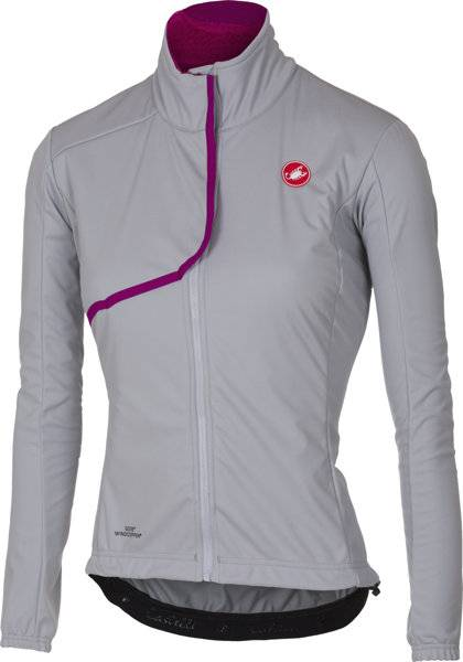 Castelli Indispensabile - giacca bici - donna - Grey