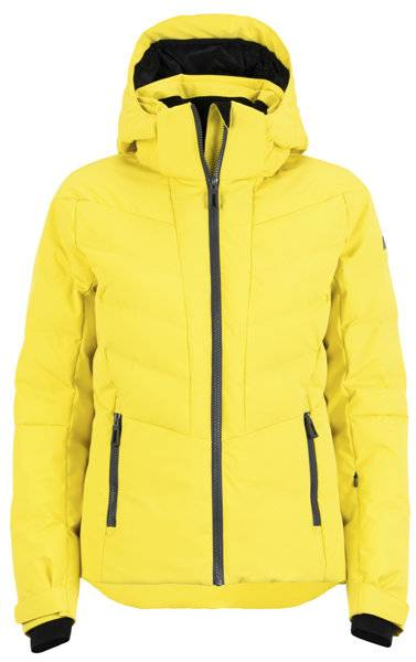 Hot Stuff Orchidea - giacca da sci - donna - Yellow