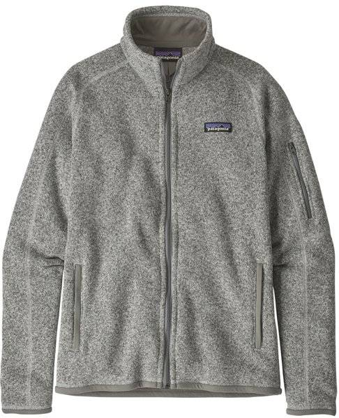 Patagonia Better Sweater - giacca in pile - donna - Grey
