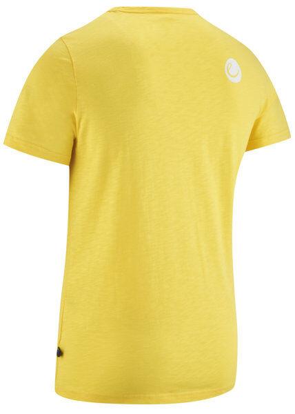 Edelrid Highball IV - T-shirt - uomo - Yellow