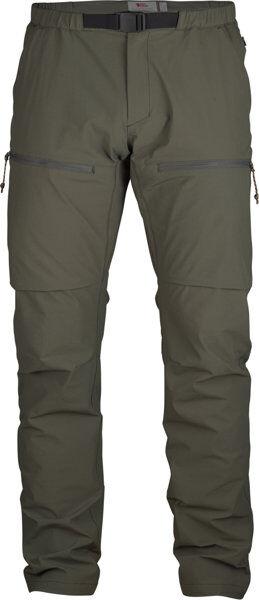 Fjällräven High Coast Hike - pantaloni trekking - uomo - Green