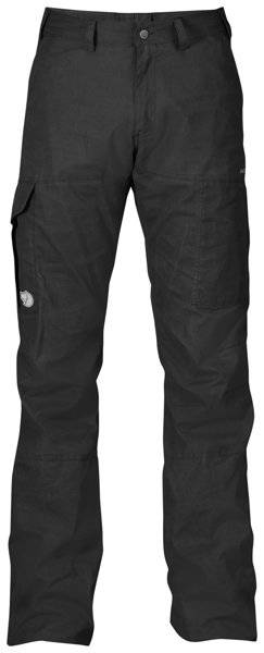 Fjällräven Karl Pro Winter - pantaloni trekking - uomo - Black