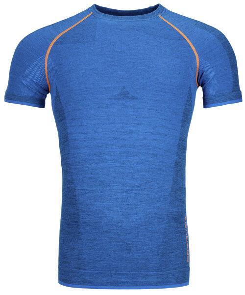 Ortovox Competition Short Sleeve M - maglietta funzionale - uomo - Blue