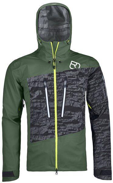 Ortovox Guardian Shell - giacca hardshell - uomo - Green