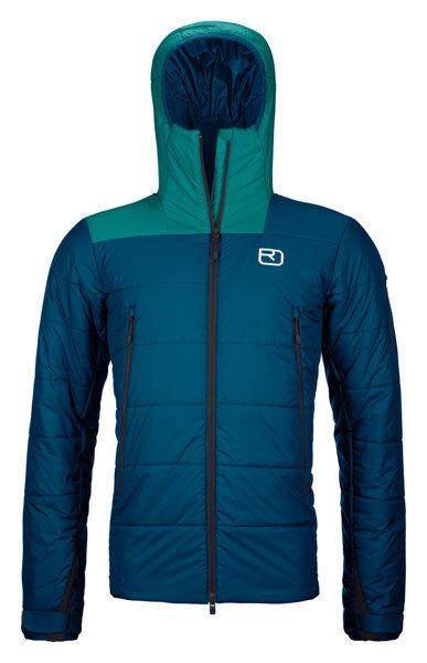 Ortovox Swisswool Zinal Jacket - giacca isolante - uomo - Blue