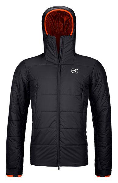 Ortovox Swisswool Zinal Jacket - giacca isolante - uomo - Black