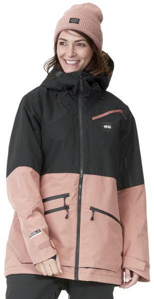 Picture Famer - giacca da sci - donna - Black/Pink