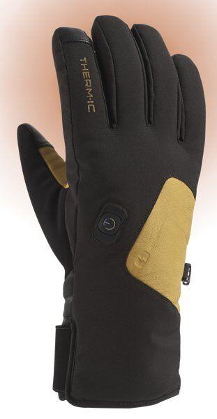 THERM-IC Power Gloves Ski Light - guanti - Black