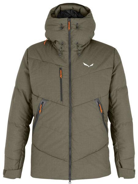 Salewa Avez Heavy Rds Dwn - giacca piumino - uomo - Brown