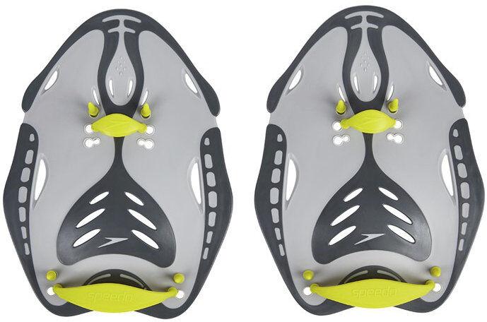 Speedo Biofuse Power Paddle - palette nuoto da mano - Grey