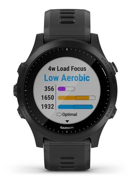 Garmin Forerunner 945 - sportwatch GPS - Black