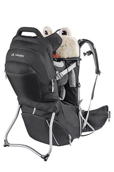 Vaude Shuttle Premium - zaino porta bambino - Black