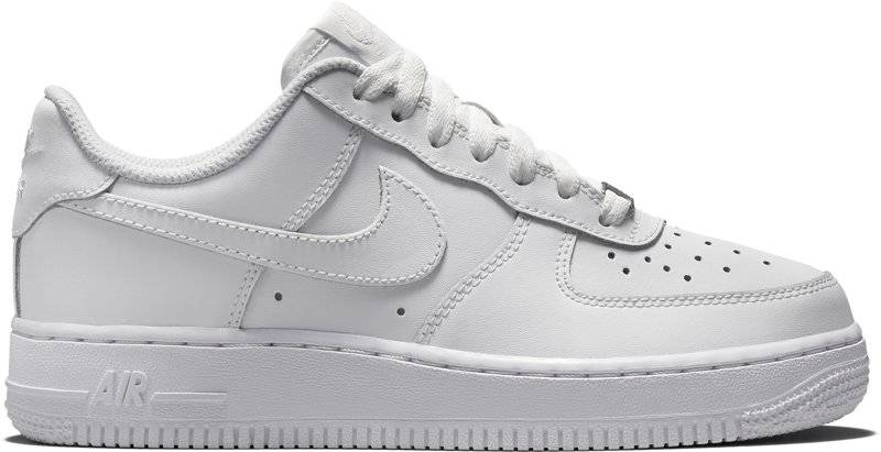 Nike Air Force 1 (GS) - sneakers - ragazzo/a - White