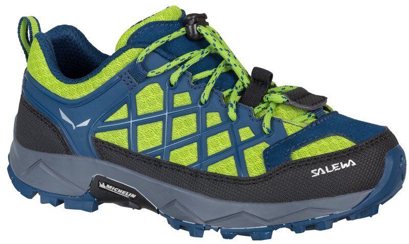Salewa Wildfire - scarpe da trekking - bambino - Green