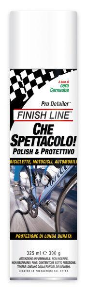 Finish Line Polish - restauratore protettivo - White