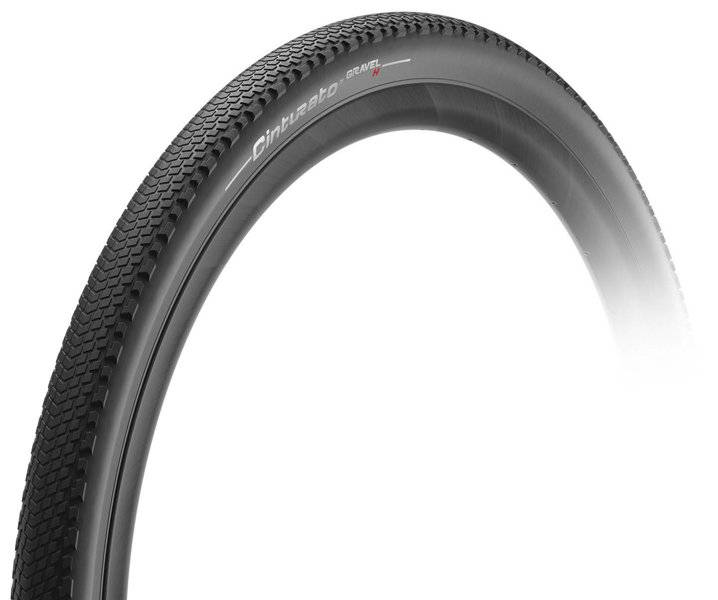 Pirelli Cinturato Gravel H Classic TLR - pneumatico gravel - Black