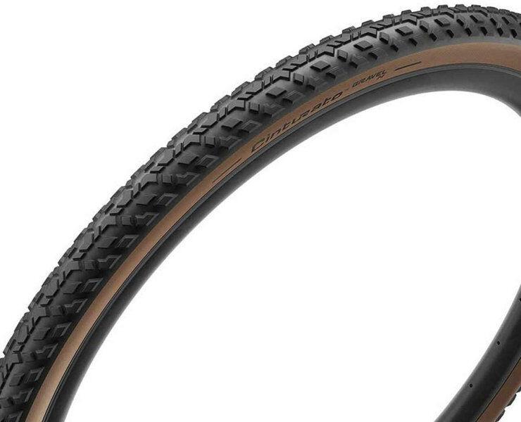 Pirelli Cinturato Gravel M - Pneumatico gravel - Black/Brown