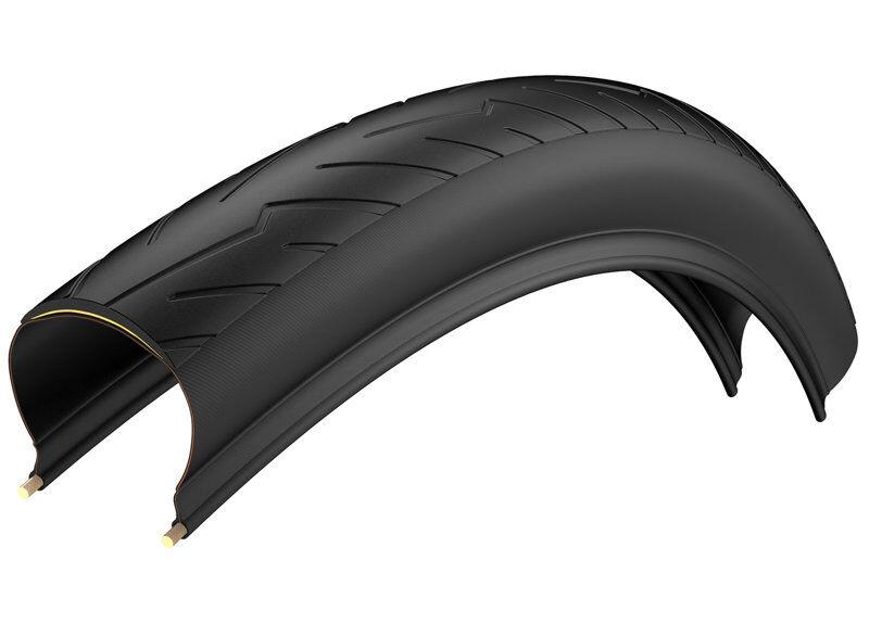 Pirelli Cinturato Velo TLR 32-622 - gomme bici da corsa - Black