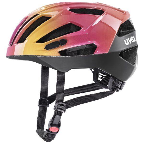 Uvex Gravel X - casco bici - Pink/Orange