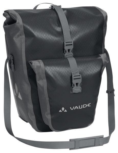 Vaude Aqua Back Plus - borsa bici posteriore (due borse) - Black