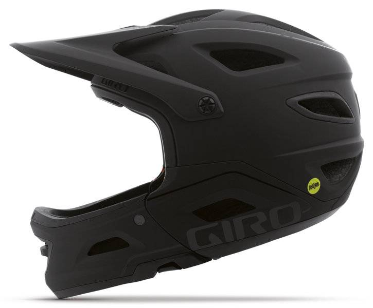 Giro Switchblade Mips - casco mtb - Black