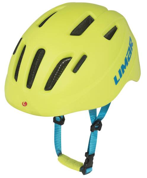 Limar 224 Superlight - casco bici - bambino - Yellow