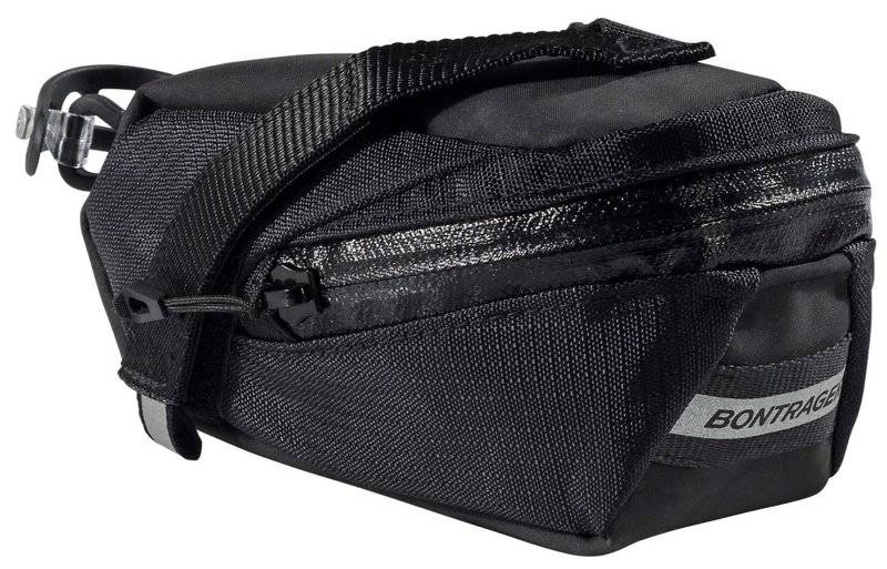 Bontrager Elite Small - borsa sotto sella - Black