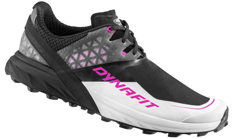Dynafit Alpine DNA - scarpe trail running - donna - Black/White/Pink