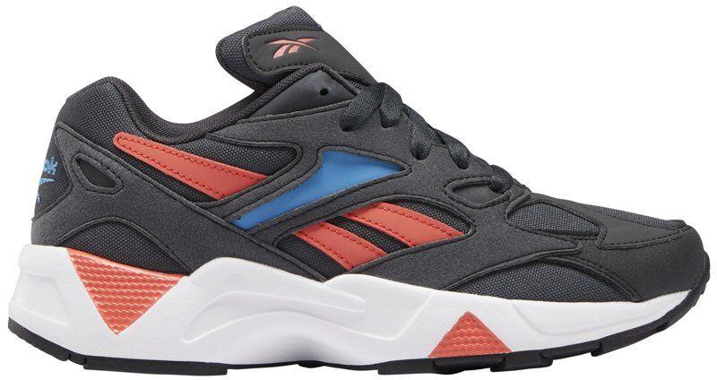 Reebok Aztrek 96 - sneakers - donna - Black/Red/Blue