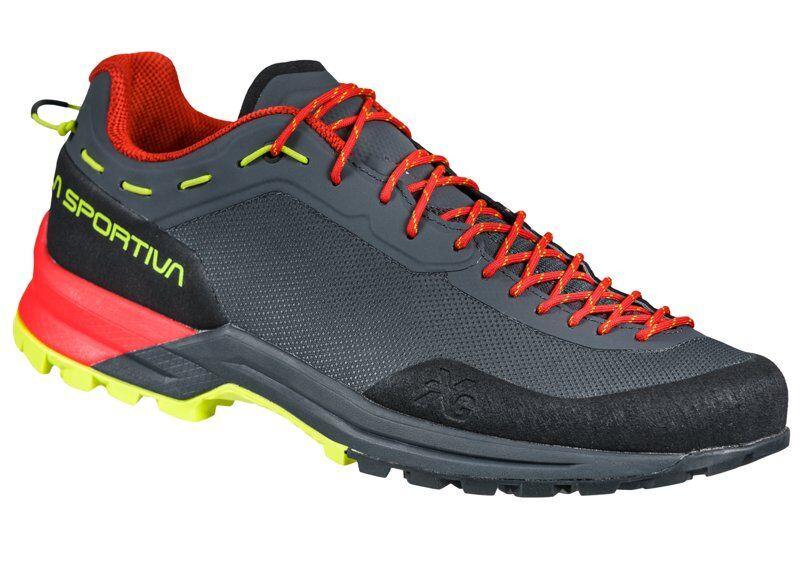 La Sportiva Tx Guide - scarpe da avvicinamento - uomo - Black/Red/Yellow