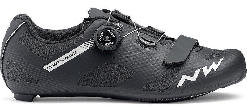 Northwave Storm Carbon - scarpe bici da corsa - uomo - Black