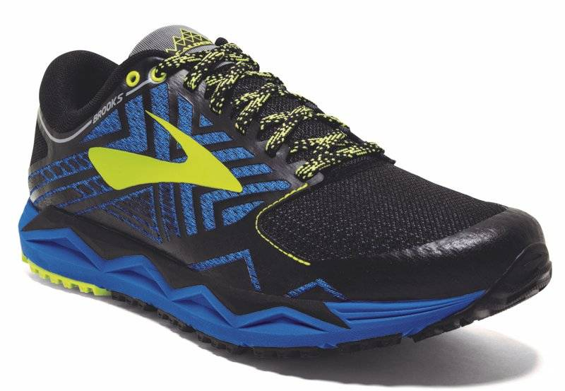 Brooks Caldera 2 - scarpe trail running - uomo - Black/Blue