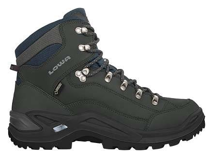 Lowa Renegate GTX Mid Narrow - scarpa trekking - uomo - Grey