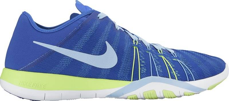 Nike Free Tr 6 W - scarpe natural running - donna - Blue