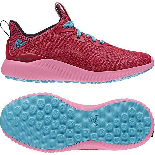 adidas Alphabounce - scarpe natural running - bambino - Pink