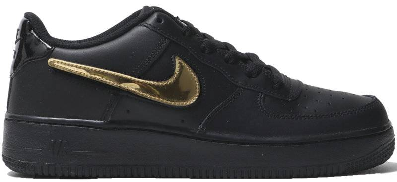 Nike Air Force 1 LV8 3 (GS) - sneakers - ragazza/o - Black