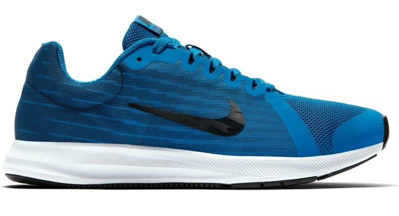 Nike DownShifter 8 (GS) - scarpe running neutre - bambino - Blue