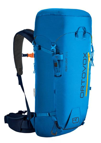 Ortovox Peak Light 30 S - zaino alpinismo - donna - Blue