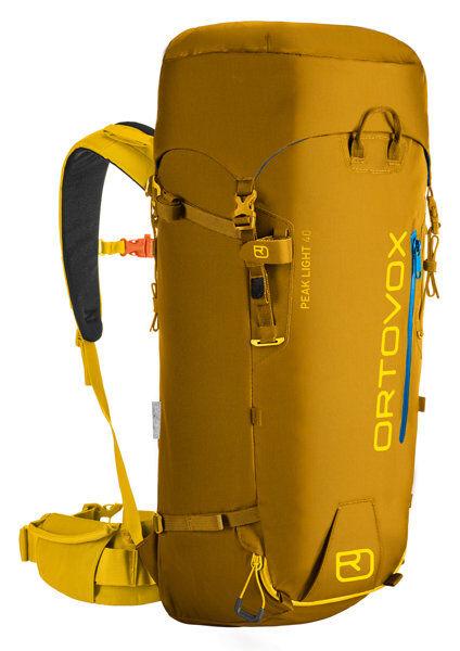 Ortovox Peak Light 40 - zaino alpinismo - Yellow