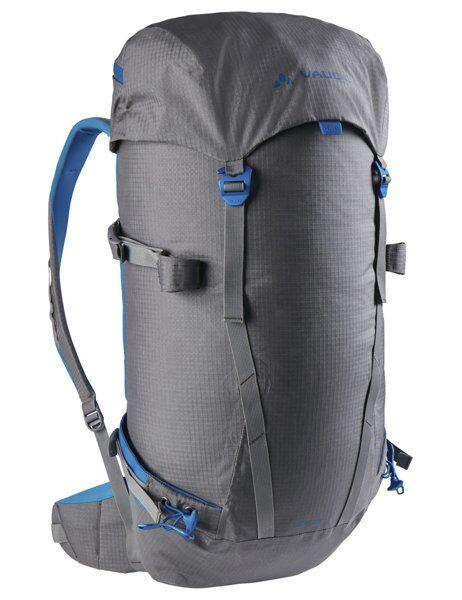 Vaude Rupal 35+ - zaino alpinismo - Grey