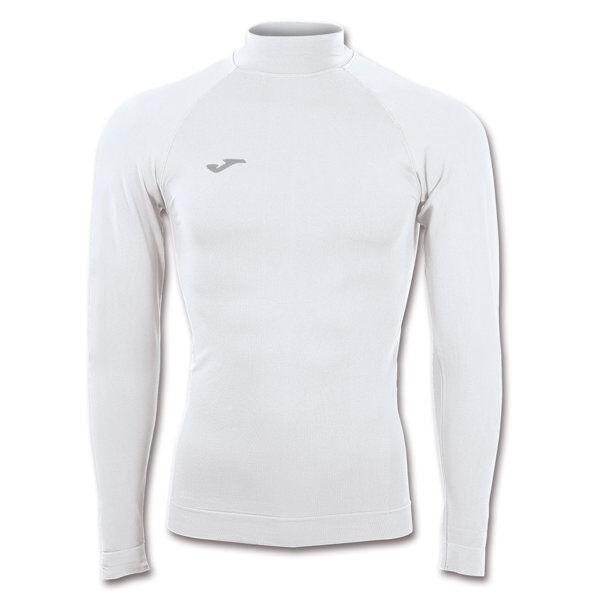 Joma Brama Classic - maglietta tecnica manica lunga - uomo/bambino - White