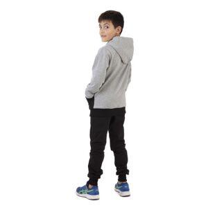Get Fit Suit Woody Full Zip CB - tuta sportiva - bambino - Grey/Black/White