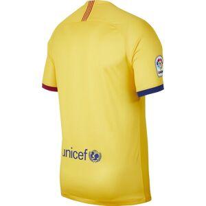 Nike Breathe FC Barcelona Stadium Away Junior - maglia calcio - bambino - Yellow