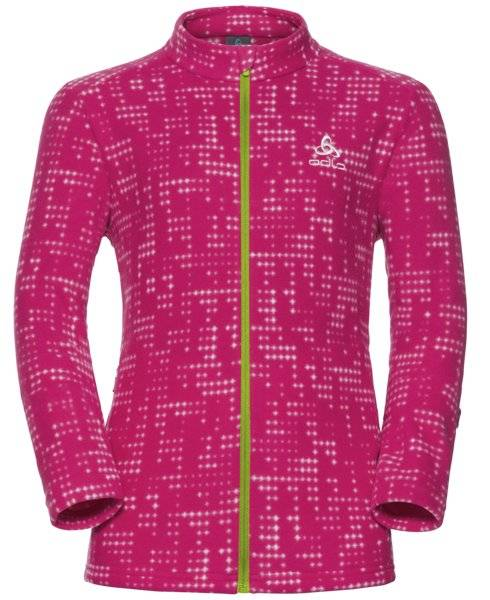 Odlo Schladming - giacca in pile - bambino - Pink