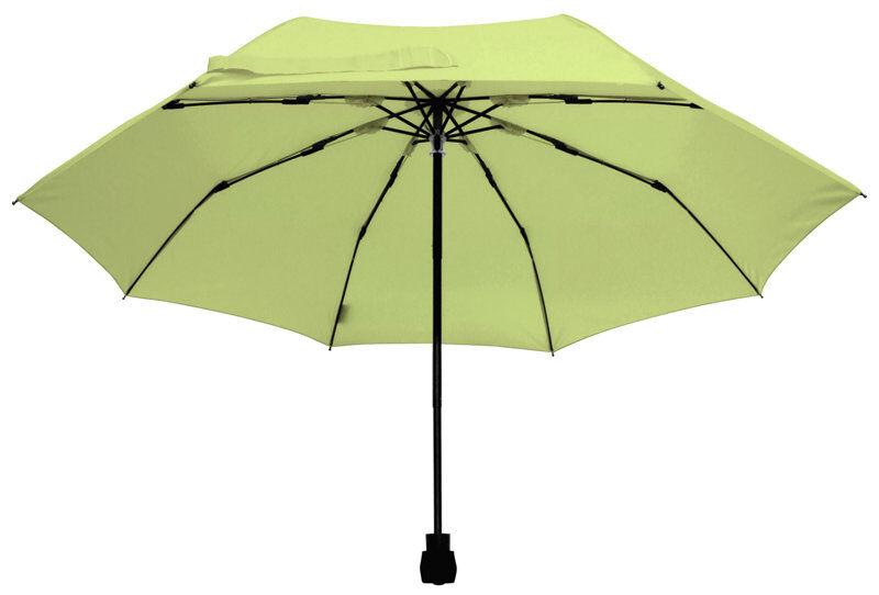 euroschirm light trek - ombrello - green