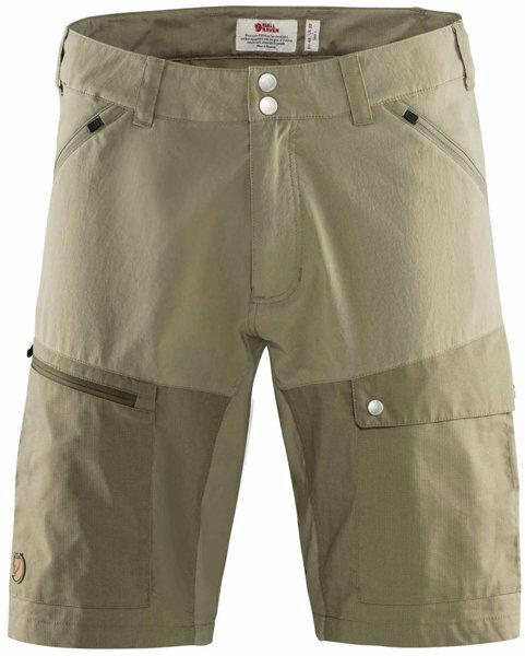 Fjällräven Abisko Midsummer Shorts - pantaloni trekking - uomo - Beige