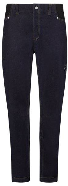 La Sportiva Zodiac Jeans - pantaloni arrampicata - uomo - Dark Blue
