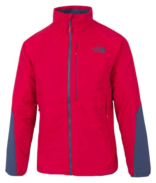The North Face Ventrix - giacca trekking - uomo - Red