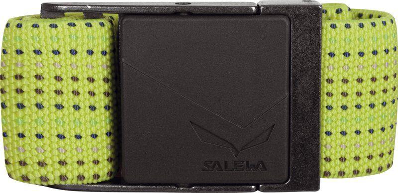 salewa rainbow - cintura - light green